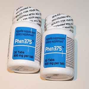 Phen bottles bought
