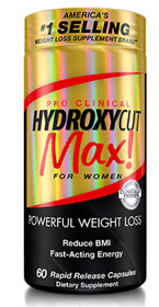 Reviews hydroxycut max