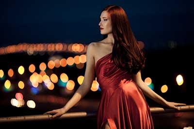 Evening Woman