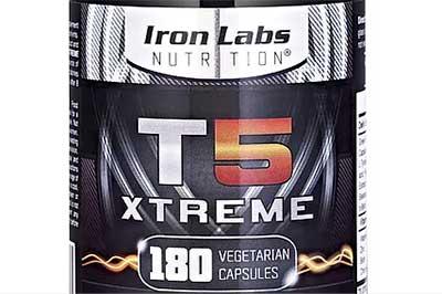 T5 Xtreme Label