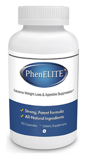 Phen Elite Bottle