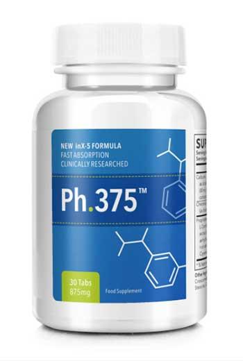 Ph.375 Bottle Diet Pill