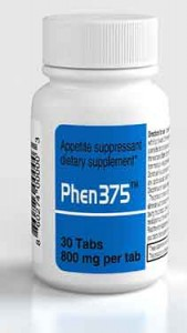 Phen375 single unit