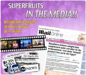 Superfruits media
