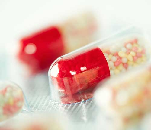 Capsule Pills Supplement