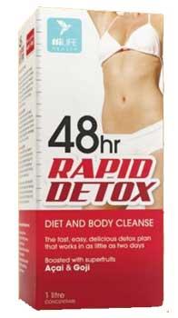 48 Hour detox