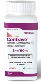 Contrave diet pill