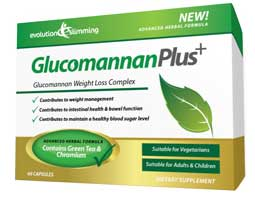 Glucomannan Plus diet pill appetite suppressant