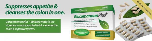 Glucomannan from Evolution SLimming