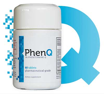 PhenQ fat burner, fat blocker and appetite suppressant