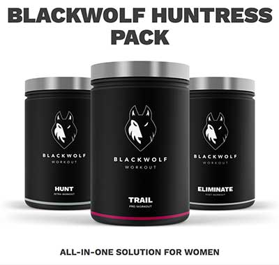 Blackwolf Huntress