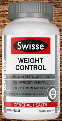 Swisse Ultiplus Ultiboost Weight Control