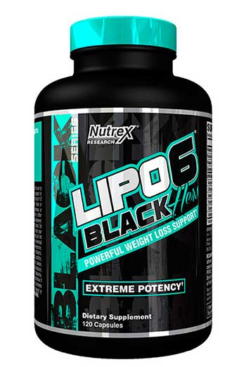 Nutrex Lipo 6 Black Hers Review